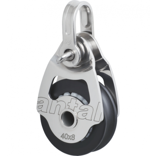 MINI SS SHACKLE BLOCK D40
