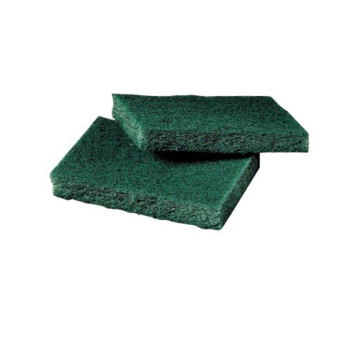 3M EXTRA THICK GENERAL PURPOSE GREEN PADS PK6