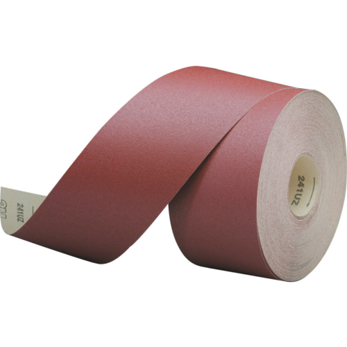 3M 241UZ P150 RED ROLL 115MM X 50M