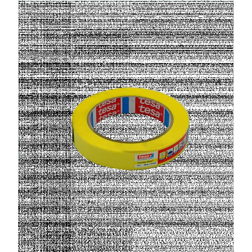 TESA YELLOW PROFESSIONAL PRECISION MASKING TAPE 19MM X 50M