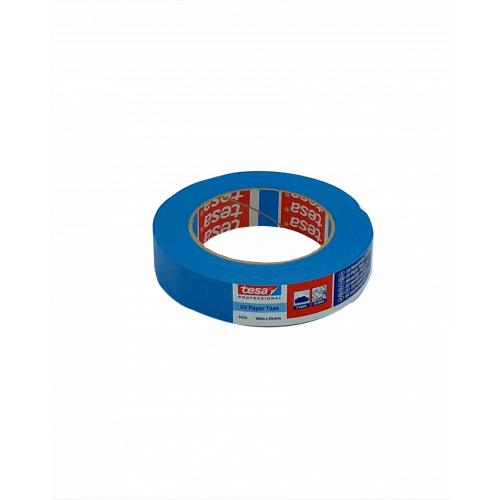 TESA BLUE 14 DAY UV MASKING TAPE 25MM X 50M