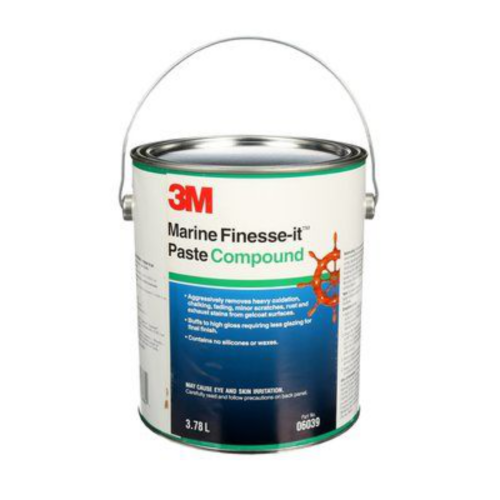3M FINESSE IT PASTE COMPOUND 4.3KG