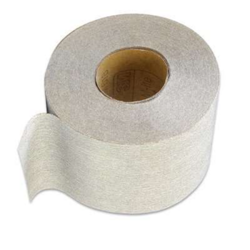 3M 618 FREECUT ROLL P120 115MM X 50M