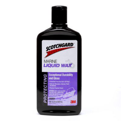 3M SCOTCHGARD MARINE LIQUID WAX 500ML