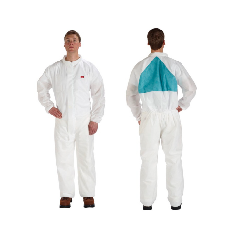 3M REUSABLE PAINTSHOP COVERALL MEDIUM