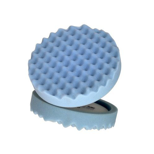 3M BLUE FOAM QUICK CONNECT/DOUBLE SIDED POLISHING PAD FOR ULTRAFINA 222MM