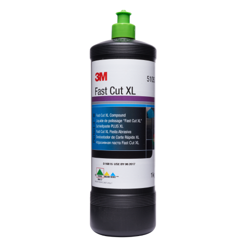 3M PERFECT-IT FASTCUT XL COMPOUND 1LT (GREEN TOP)