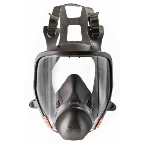 3M 6000 SERIES FULL FACE MASK MEDIUM