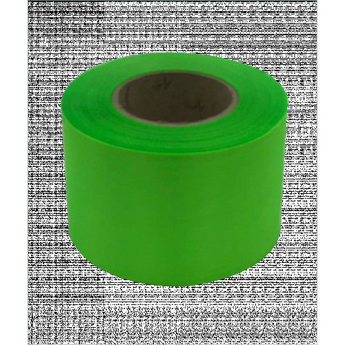 A100 ST100 PEEL PLY FLUORO GREEN 100MM WIDE 100M ROLL