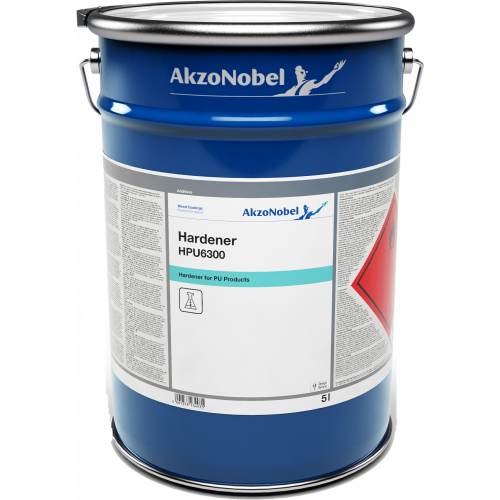 AKZO NOBEL HPU6300 HARDENER FOR QUANTUM SOLVENTBORNE COATINGS