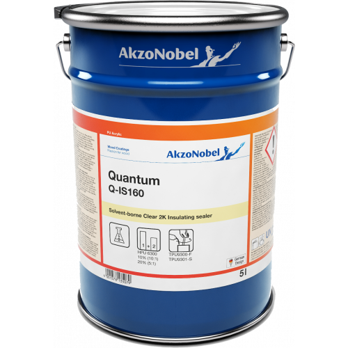 Akzo Nobel Q-IS160 | MARINEWARE