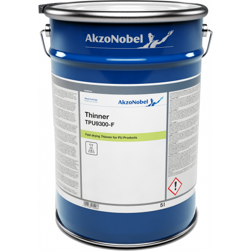 AKZO NOBEL SOLVENT THINNER TPU9300