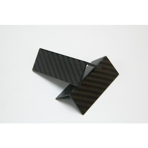 CURED CARBON ANGLE