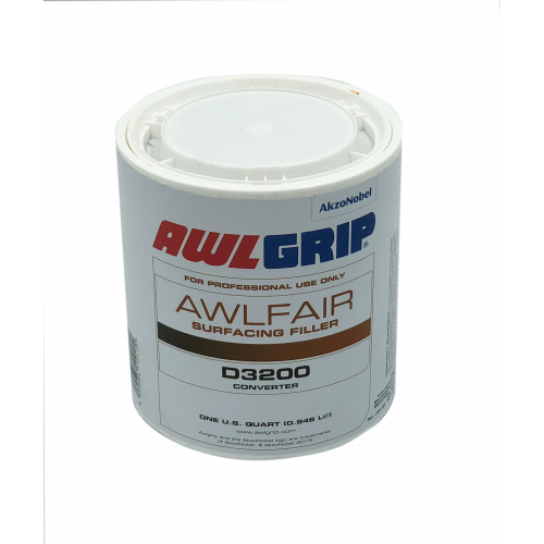 AWLGRIP AWLFAIR SURFACING FILLER CONVERTER QUART