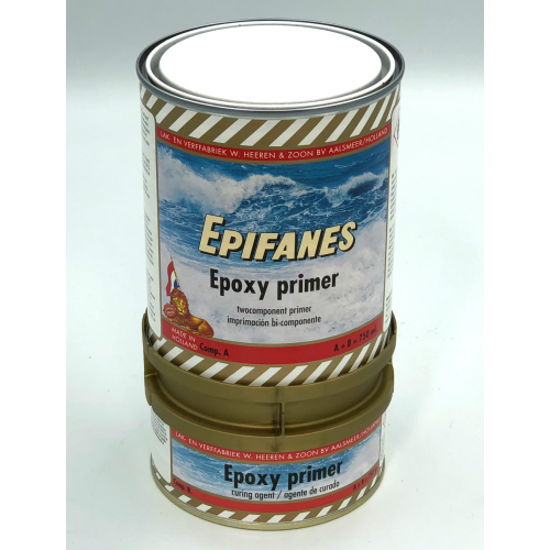 EPIFANES EPOXY PRIMER WHITE 750ML