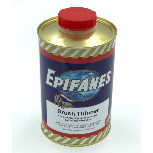 EPIFANES PAINT AND VARNISH BRUSH THINNER 1LT
