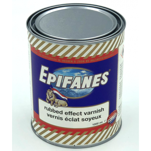 EPIFANES RUBBED EFFECT VARNISH 1LT