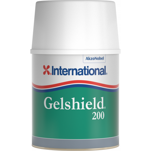 INTERNATIONAL GELSHIELD 200 GREEN 2.5LT