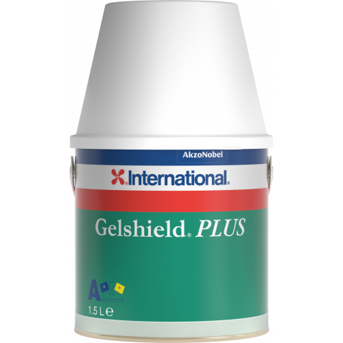 INTERNATIONAL GELSHIELD PLUS GREEN 2.25LT