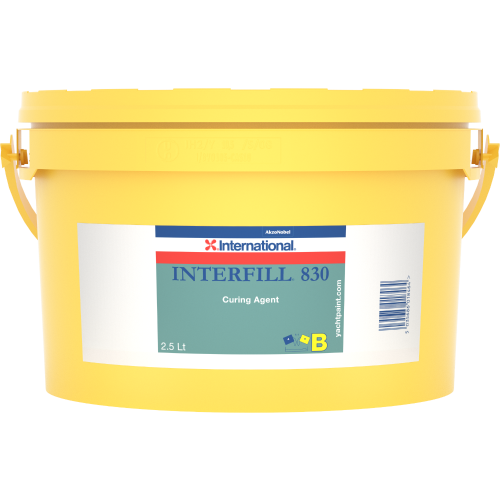 INTERNATIONAL INTERFILL 830 STANDARD HARDENER 2.5LT
