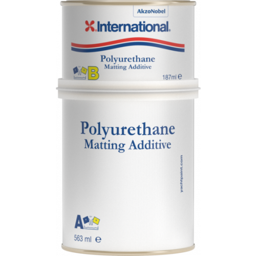 INTERNATIONAL POLYURETHANE MATTING ADDITIVE 750 ML