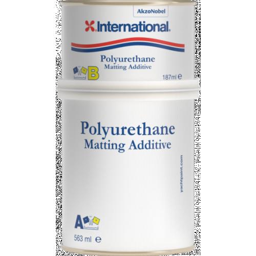 INTERNATIONAL POLYURETHANE MATTING ADDITIVE 750 ML