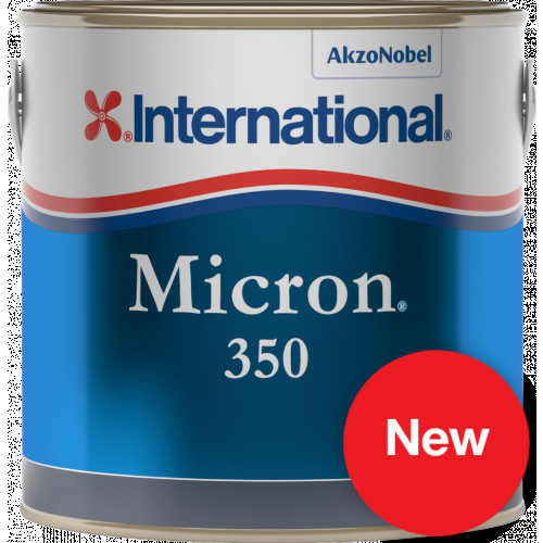 INTERNATIONAL MICRON 350 BLACK 5LT