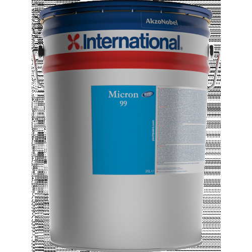 INTERNATIONAL MICRON 99 BLACK 20LT