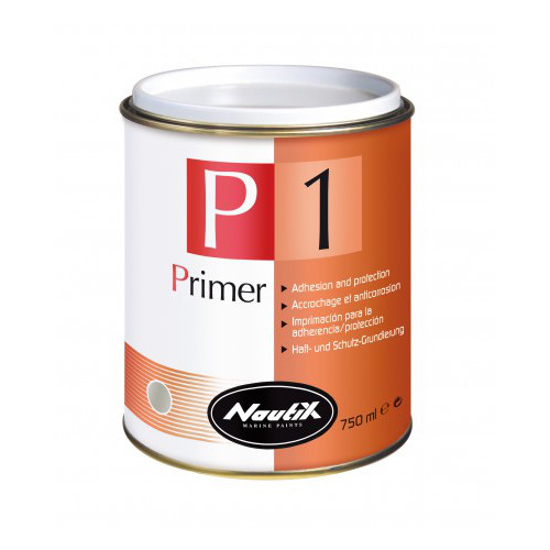 NAUTIX P1 PRIMER GREY 750ML