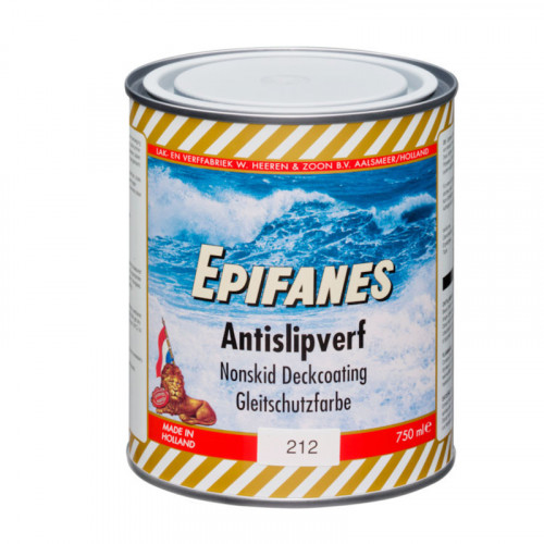 EPIFANES NON SKID ENAMEL WHITE 750ML