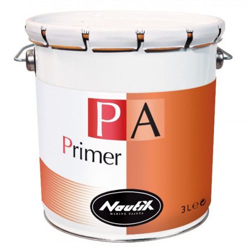 NAUTIX PA PRIMER RED BROWN 750ML