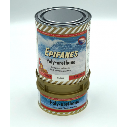 EPIFANES PU CLEAR VARNISH 750GR
