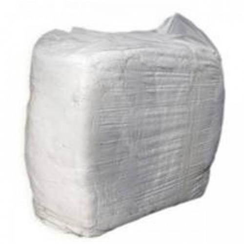WHITE COTTON RAGS 10KG