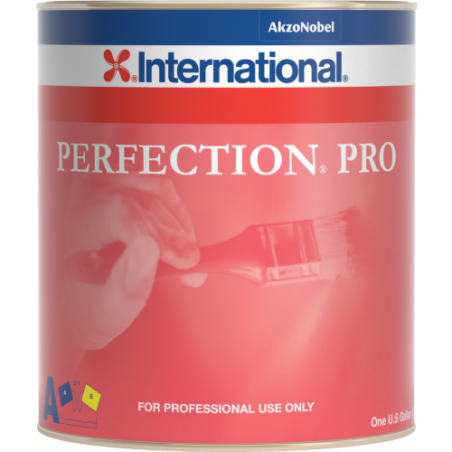 INTERNATIONAL PERFECTION PRO SNOW WHITE QUART - BRUSH