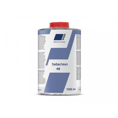 SABA CLEANER 48 1 LITRE CAN