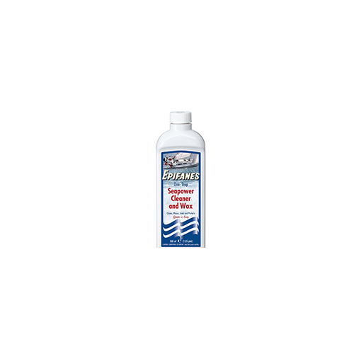 EPIFANES SEAPOWER CLEANER/WAX 500ML