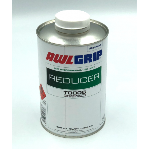 AWLGRIP EPOXY PRIMER REDUCER QUART