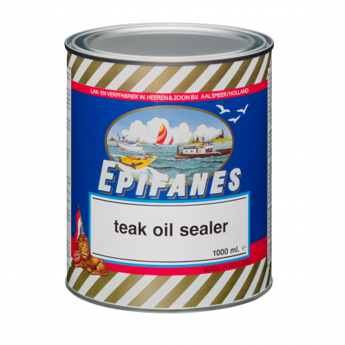 EPIFANES TEAK OIL SEALER 1LT