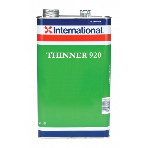 INTERNATIONAL THINNERS YTA920 SLOW 5LT