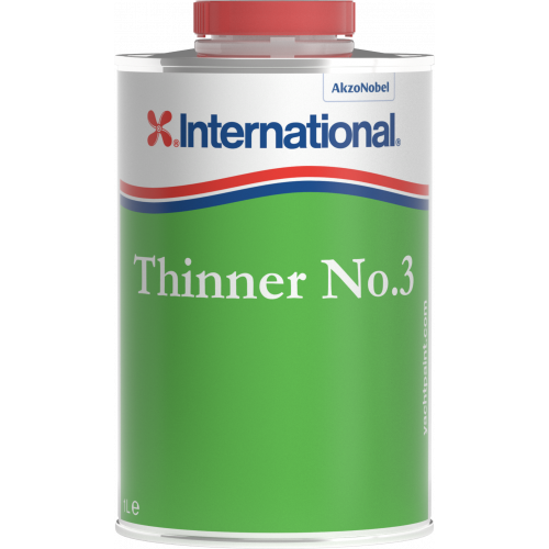 INTERNATIONAL NO3 THINNER FOR ANTIFOULS