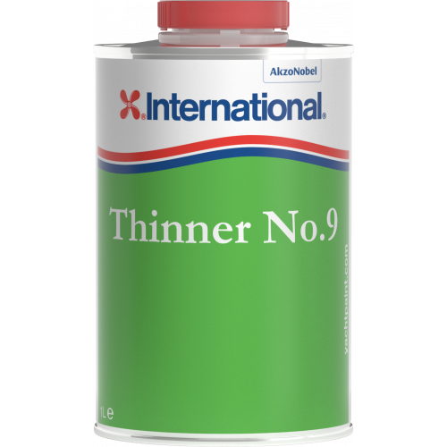 INTERNATIONAL THINNERS NO.9 1LITRE