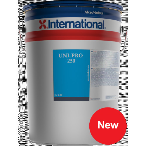 INTERNATIONAL UNI-PRO 250 DOVER WHITE 5LT