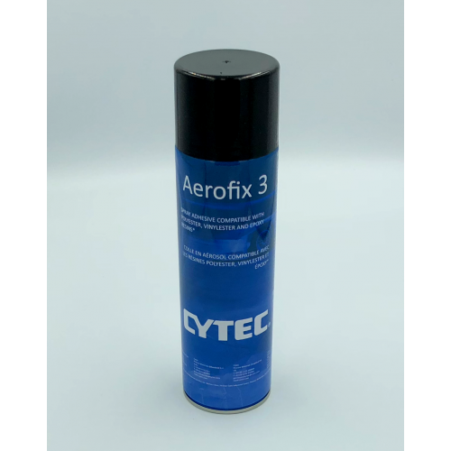 AEROFIX 3 SPRAY ADHESIVE 500ML TIN