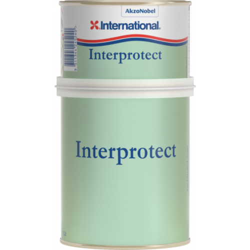 INTERNATIONAL INTERPROTECT PRIMER CURING AGENT