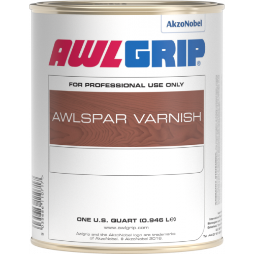 AWLSPAR VARNISH QUART