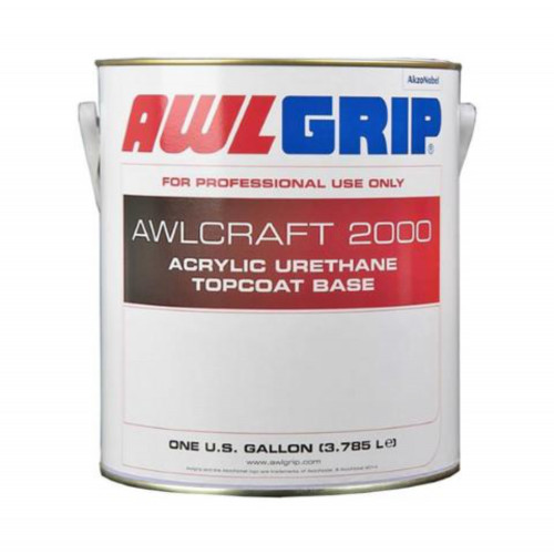 AWLCRAFT 2000 CLEAR GALLON
