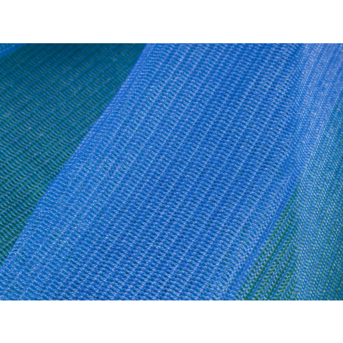VI1ST106 BLUE KNITTED INFUSION MESH 1.06M WIDE X 100M