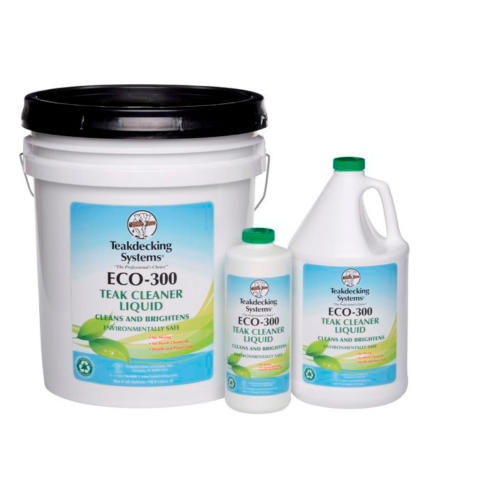 TDS ECO TEAK CLEANER LIQUID GALLON