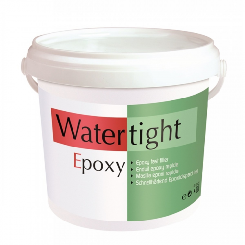 NAUTIX WATERTIGHT PINK EPOXY FILLER 5L PACK
