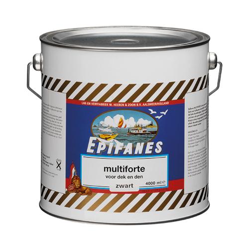 EPIFANES MULTIFORTE BLACK 4LT